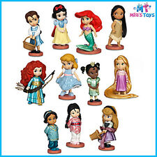 Disney Princess Animators' Collection Toddler Figure 11 pc Set cake topper bnib