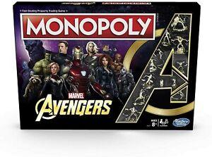 Monopoly Avengers - E6504 - BRAND NEW, SEALED