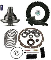 """64-80 Ford 8/"""" Inch Rearend 3.25 Ring and Pinion Master Install Elite Gear Pkg"""