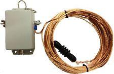 LW HF 80 80 - 6m Antena de alambre final alimentados largo mulitband Ham Radio LW80