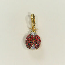 Juicy Couture 2013 Pave Ladybug Charm YJRU7790  Retired