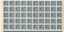 94 pcs Poland 52 overprint 1919 Cracow 6h MNH * * position 1-48, 51-100 genuine