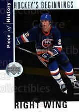 2002-03 UD Piece of History Hockey Beginnings #7 Mike Bossy