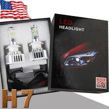 YITA 2X H7 LED Conversion Headlight Kit 80W 8000LM High Low Beam Light HID 6000K