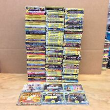 Lot of 151 PC Games - NEW & USED [Mystery Games, Amazing, Legacy Games & Etc.)