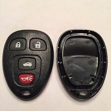 New Replacement 4 Button Keyless Entry Remote Shell Case + Pad KOBGT04A 15252034