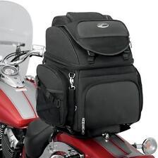 SADDLEMEN BACKREST, SEAT & SISSY BAR BAG BR3400 / 3515-0107 (UNUSED)