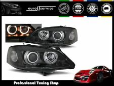 HEADLIGHTS LPOP32 OPEL ASTRA G 1997-2000 2001 2002 2003 2004 ANGEL EYES RHD LHD