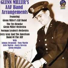 Glenn Miller, Glenn - Glenn Miller's Aaf Band Arrangements [New CD]