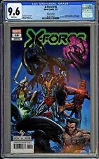 X-Force #16 CGC 9.6 Larroca Marvel Vs Alien Cover