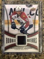 Aleksander Barkov 2013-14 Upper Deck Rookie Materials RC Jersey #RM-AB Panthers