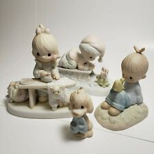 """Precious Moments Figurines, Set of 4, includes one of the """"21"""""""