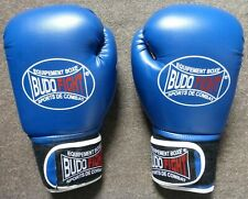 BUDO FIGHT PADAWAN BLUE BOXING GLOVES 10 oz