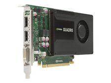 NVIDIA Quadro K2000 (2048 MB) PCI-E Graphics Card DELL / HP