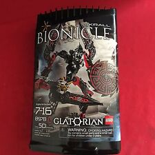 Lego Bionicle 8978 Glatorian Skrall