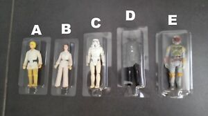 STAR WARS VINTAGE STYLE BLISTER BUBBLES GREAT FOR CUSTOM PROJECTS X10 PHOTO