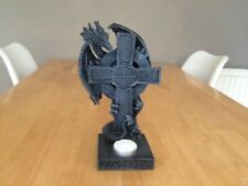 Gothic Dragon Candle Holder