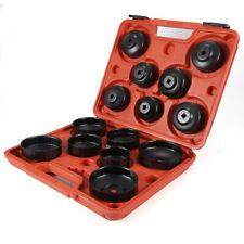 Universal Ölfilterkappen Ölfilterschlüssel Auto Werkzeug Kappe Set KFZ