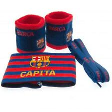 Fc Barcelona  Accessories Pack Gift Set Armband Laces Sweatbands
