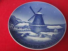1947 BING GRONDAHL COPENHAGEN PLATE DYBBOL MILL
