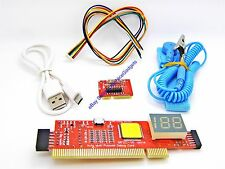 New Latest Motherboard Diagnostic Card Desktop PC and Laptop Computer Repair Kit