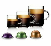 Nespresso by KRUPS Coffee Machine Black BRAND NEW/FACTORY SEALED