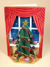 "A4 Card Making Templates - ""The Night Before Christmas"" by Card Carousel"
