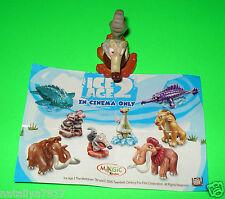 """ICE AGE 2"" 2006 ### FIGUR SCRAT ### FEEL LIKE A NUT MIT BPZ IM TOPZUSTAND!!!"