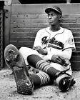 Satchel Paige #2 Photo 8x10 - Cleveland Indians