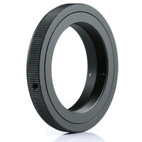 T2-AI Metal Mount Ring Adapter Telephoto Lens Connector For Nikon DSLR Camera
