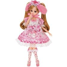 Licca-chan doll My Melody love Licca-chan Japan new .