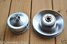 "TORQUE CONVERTER 30 Series GO KART MINI BIKE CLUTCH DRIVER 3/4"" & DRIVEN 6"" 5/8"""