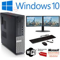 Dell OptiPlex Quad Core Windows 10 Office PC i7 3.40GHz 16GB RAM 480GB SSD