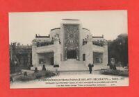 """Paris 1925 - Expo. des Arts Decoratifs - Pavillon """"die Meister"""" (J6977)"""