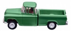 NEW Woodland Pickup Truck Green HO Scale JP5590