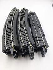 HO Scale Model Train Layout Bachmann EZ Track Steel 16 Piece Oval ~ lot 13