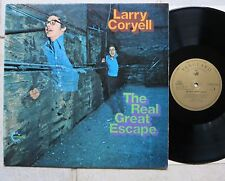 Larry Coryell – The Real Great Escape  LP  Vanguard – 1 C062–94 808 Germany