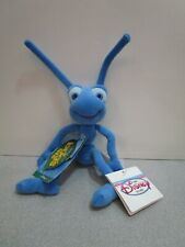 "Disney Store A Bug's Life Flik Beanie 7"" Bean Bag Plush with Tags"