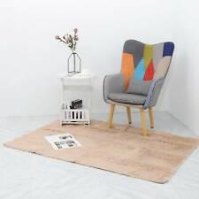 Home Fluffy Faux Soft Fur Sheepskin Rug Non Slip Large Floor Carpet Rugs Mat
