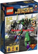 Superman Green LEGO Complete Sets & Packs