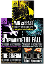 Cherub Series 2 Collection Robert Muchamore 5 Books Set Man vs Beast The General