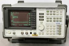 Hp 8590a Spectrum Analyzer 10khz To 15ghz Tested Nice