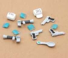 New Arrival 21st Century Ultimate Soldier Weapons Guns Cups Accessary set Figure
