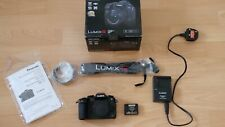 Panasonic LUMIX DMC-G80 Camera - Body Only - Excellent condition