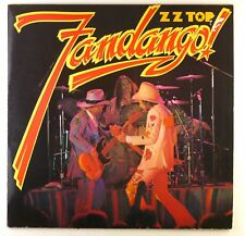 "12"" LP ZZ TOP-Fandango! - e278-Cleaned"