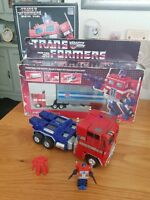 Transformers Optimus Prime collection G1 Masterpiece WST Decoy