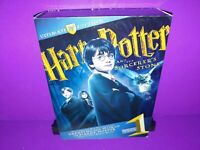 Harry Potter and the Sorcerers Stone (DVD, 2009, 4-Disc Set, WS Ultimate...B474
