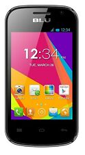 BLU Dash JR Unlocked GSM Dual-SIM Smartphone - Black