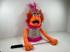 The Muppets Whatnot Workshop Puppet Toys R Us FAO Shwarz