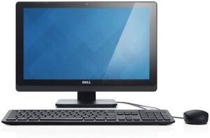 """Dell Optiplex 3011 All-in-One 20"""" PC - Core i5-3470, 240GB SSD, 8GB RAM"""